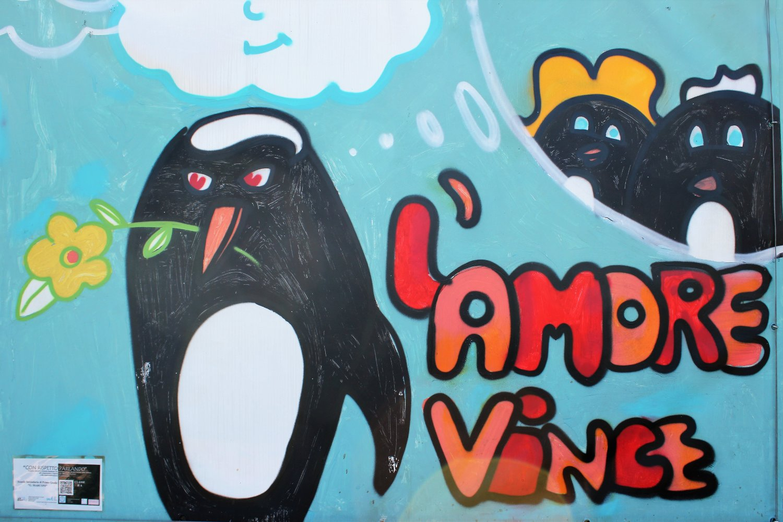 Viaggio a Udine, street art al Parco Moretti (Friuli Venezia Giulia, Italia)