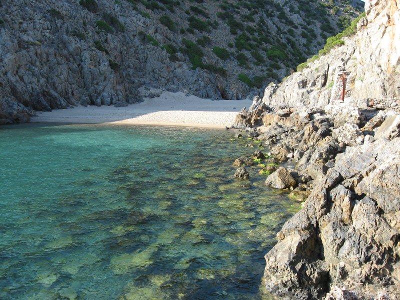 Cala Domestica Sardegna