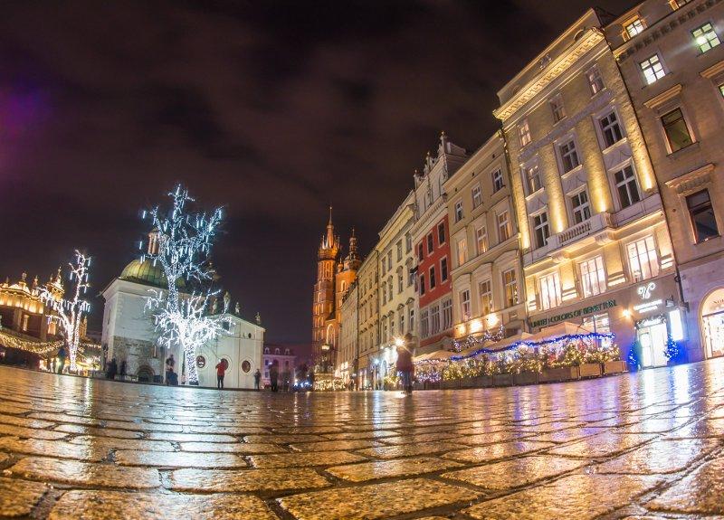 Natale in Rynek Główny Cracovia
