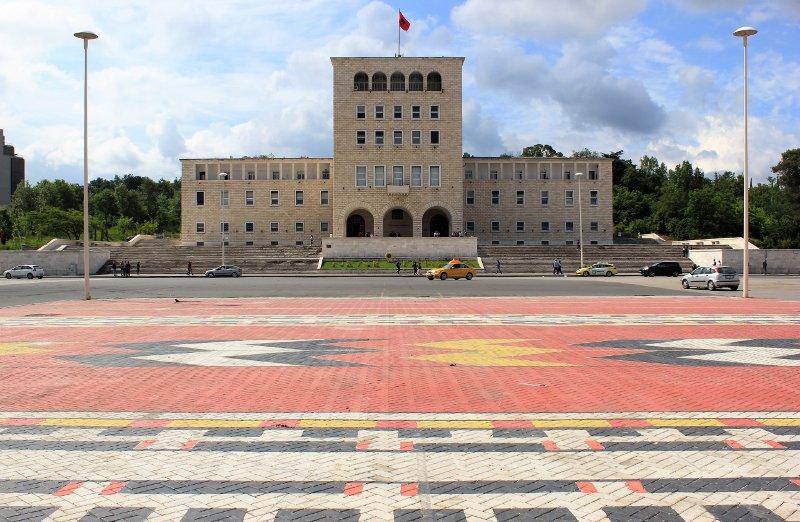 Il Politecnico di Tirana