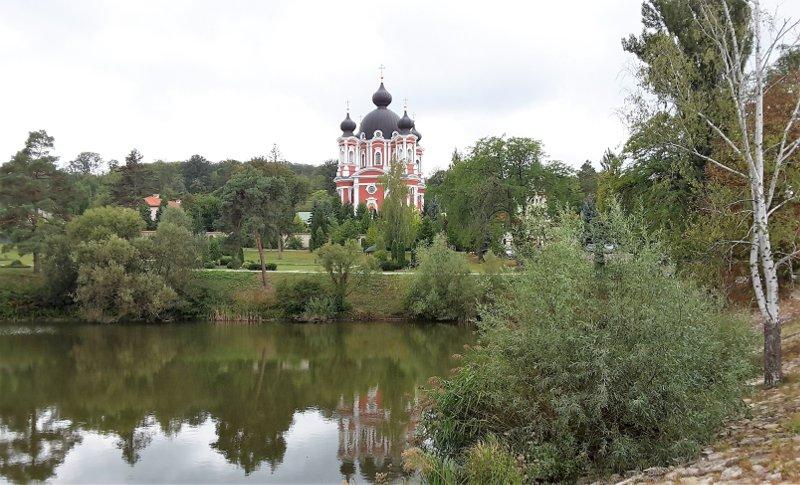 Monastero di Curchi Moldova