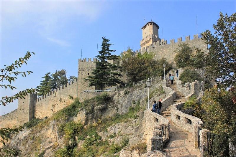 La Torre Guaita di San Marino