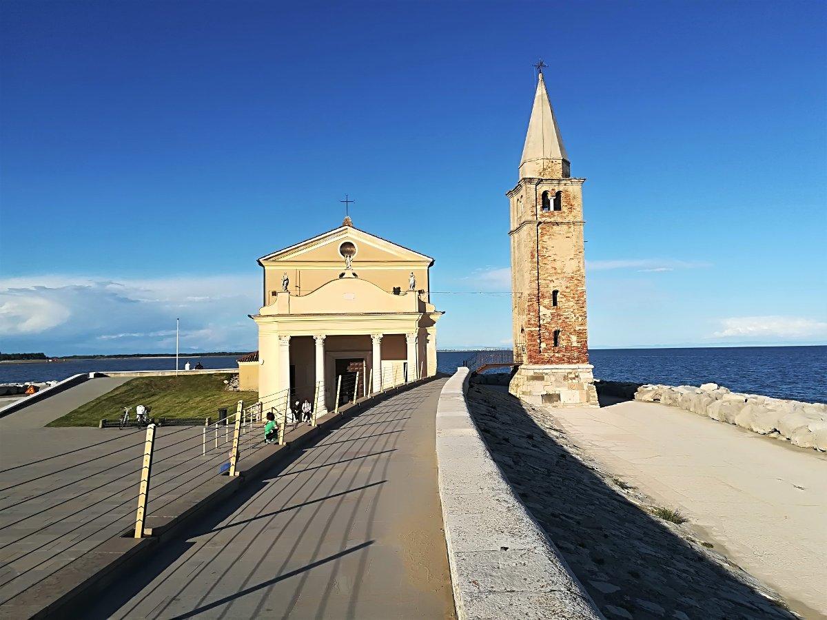Il Santuario della Madonna dell'Angelo a Caorle